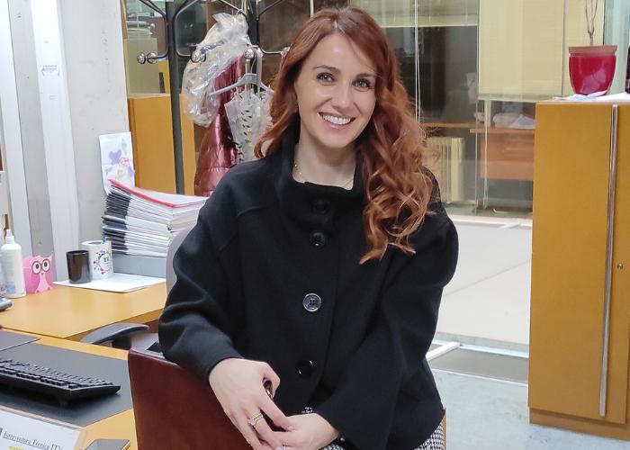"""Silvia Colmenero, Ingeniera Industrial y delegada de Lugo: """"La Ingeniería Industrial no tiene género y es una profesión tan apasionante para hombres como para mujeres"""""""