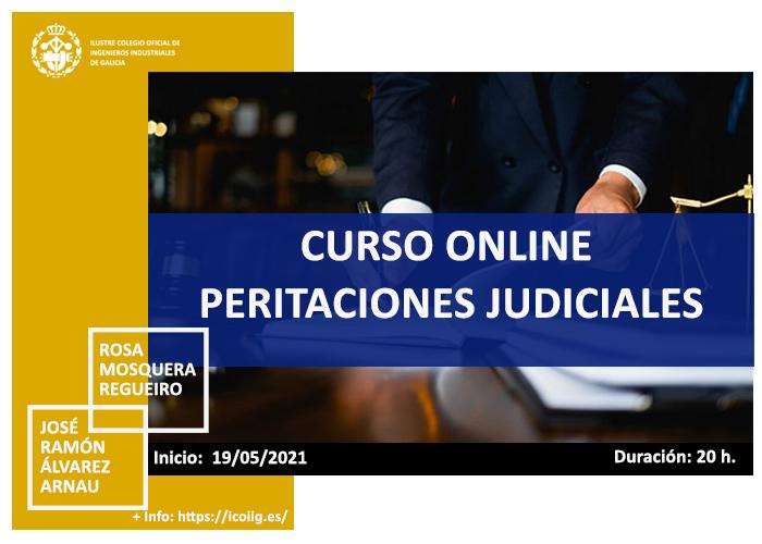 Curso online peritaciones judiciales | ICOIIG