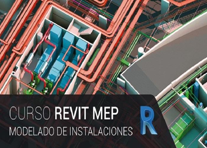 Curso Online Revit Mep. Modelado de instalaciones. 20/05/21