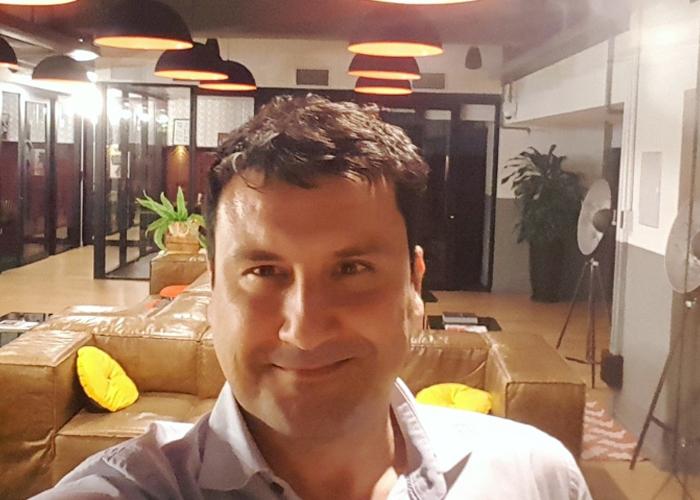 Colegiados en el Exterior: Donato García García nos cuenta su experiencia en Brasil | ICOIIG