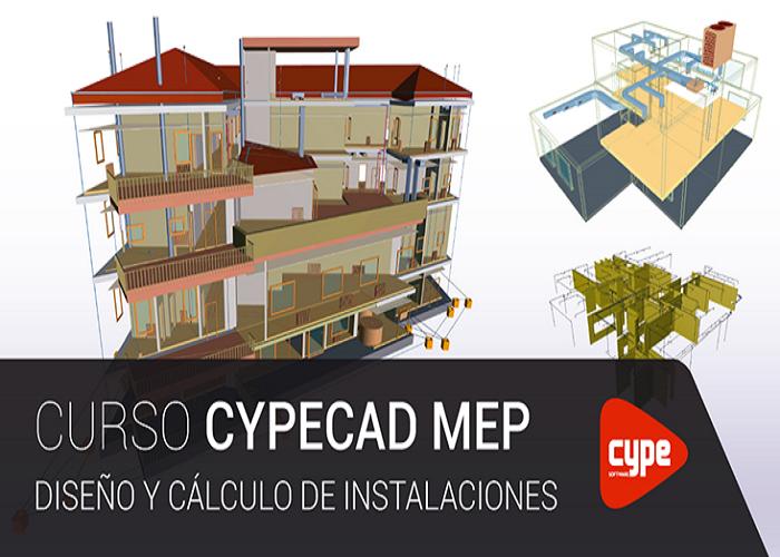Curso Cypecad Mep. Diseño y Cálculo de instalaciones. 17/06/2021