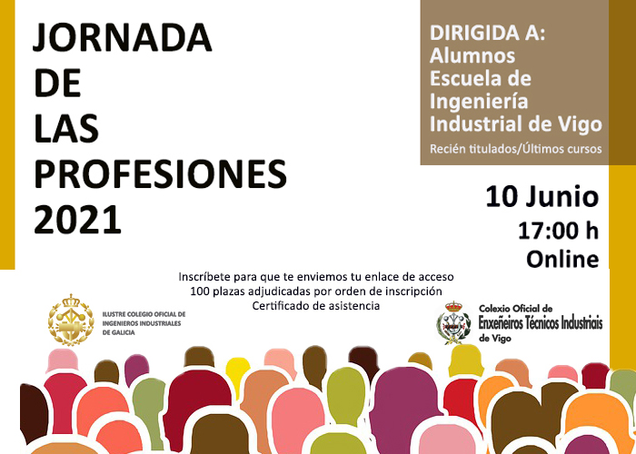 Jornada de las Profesiones 2021 | ICOIIG