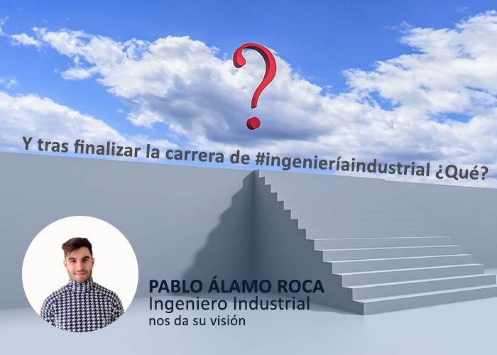 Y después de terminar ingeniería industrial ¿Qué? | ICOIIG