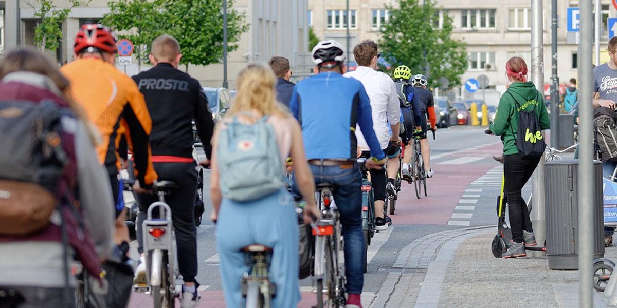 Un reciente estudio asegura que en e-bike se hace más ejercicio que en bicicleta tradicional.