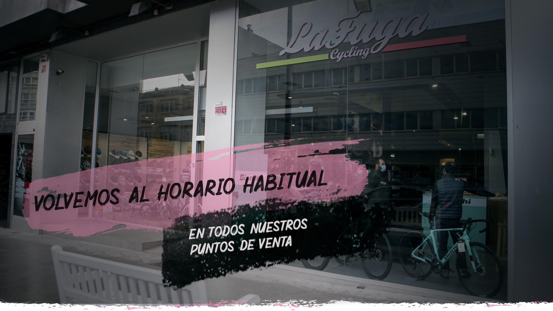 HORARIO APERTURA HABITUAL