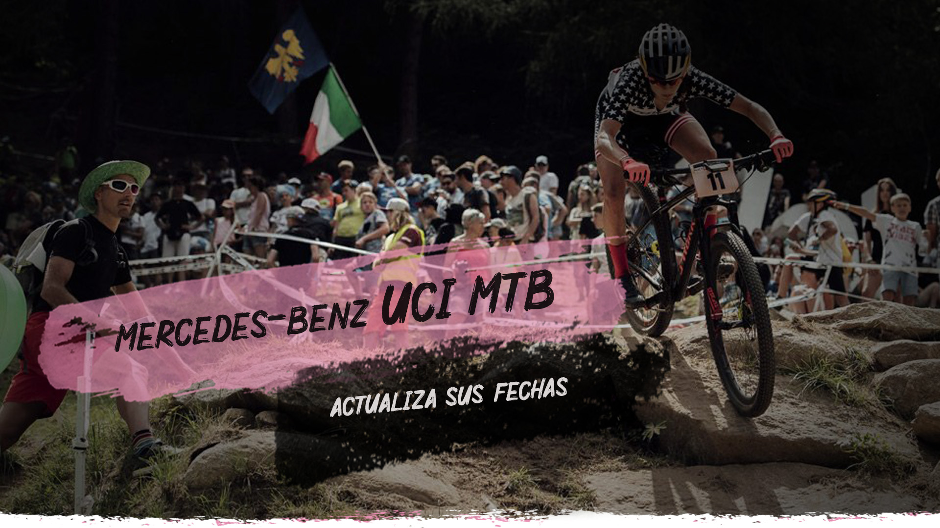 Mercedes-Benz UCI MTB World Cup 2021 de Descenso y Cross-Country.