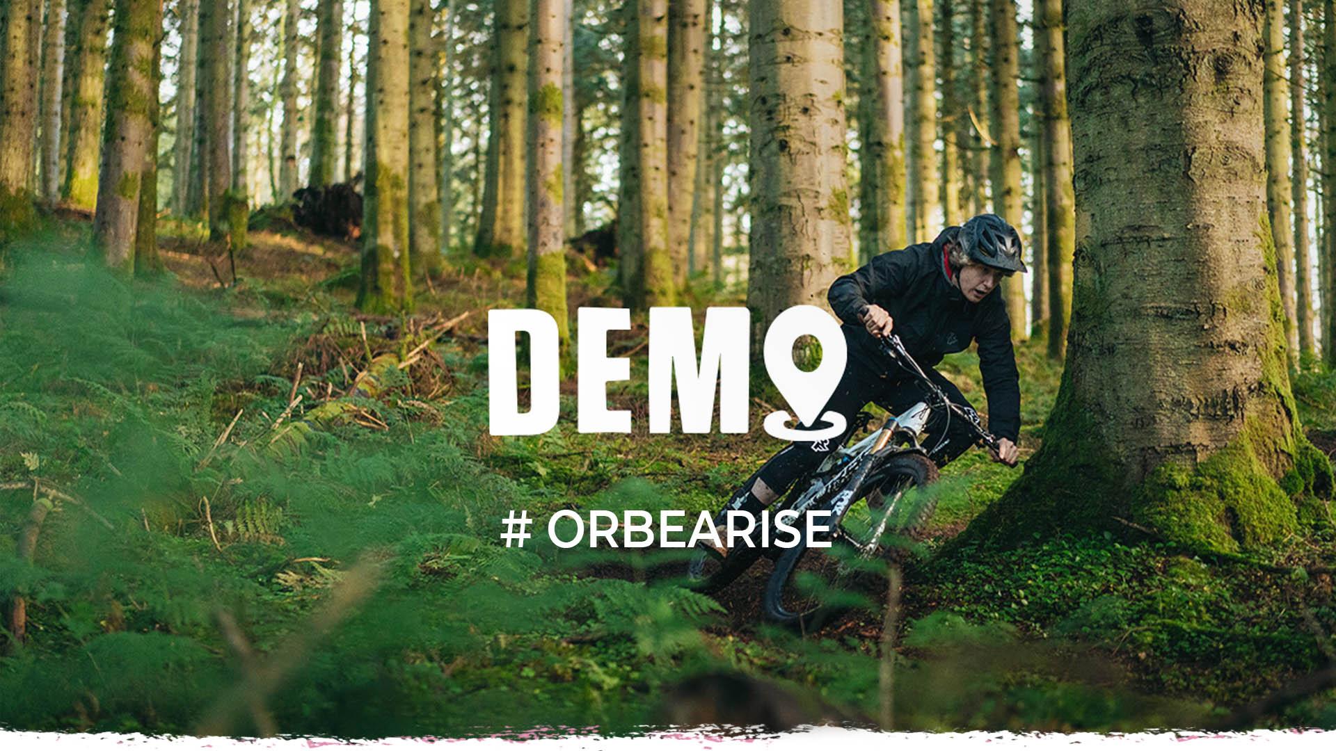 DEMO ORBEA RISE