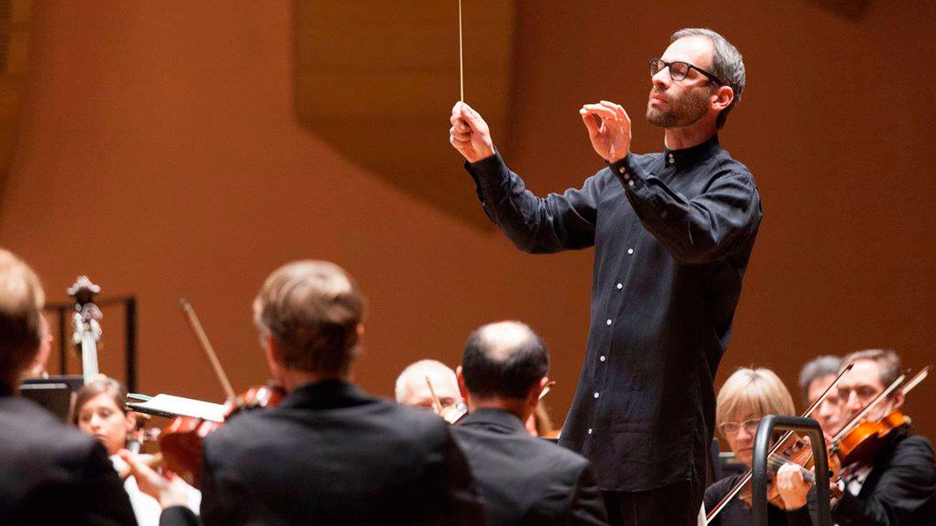 La OSG regresa al Auditorio Nacional de Madrid para ofrecer su primer concierto en la emblemática sala bajo la dirección de Slobodeniouk