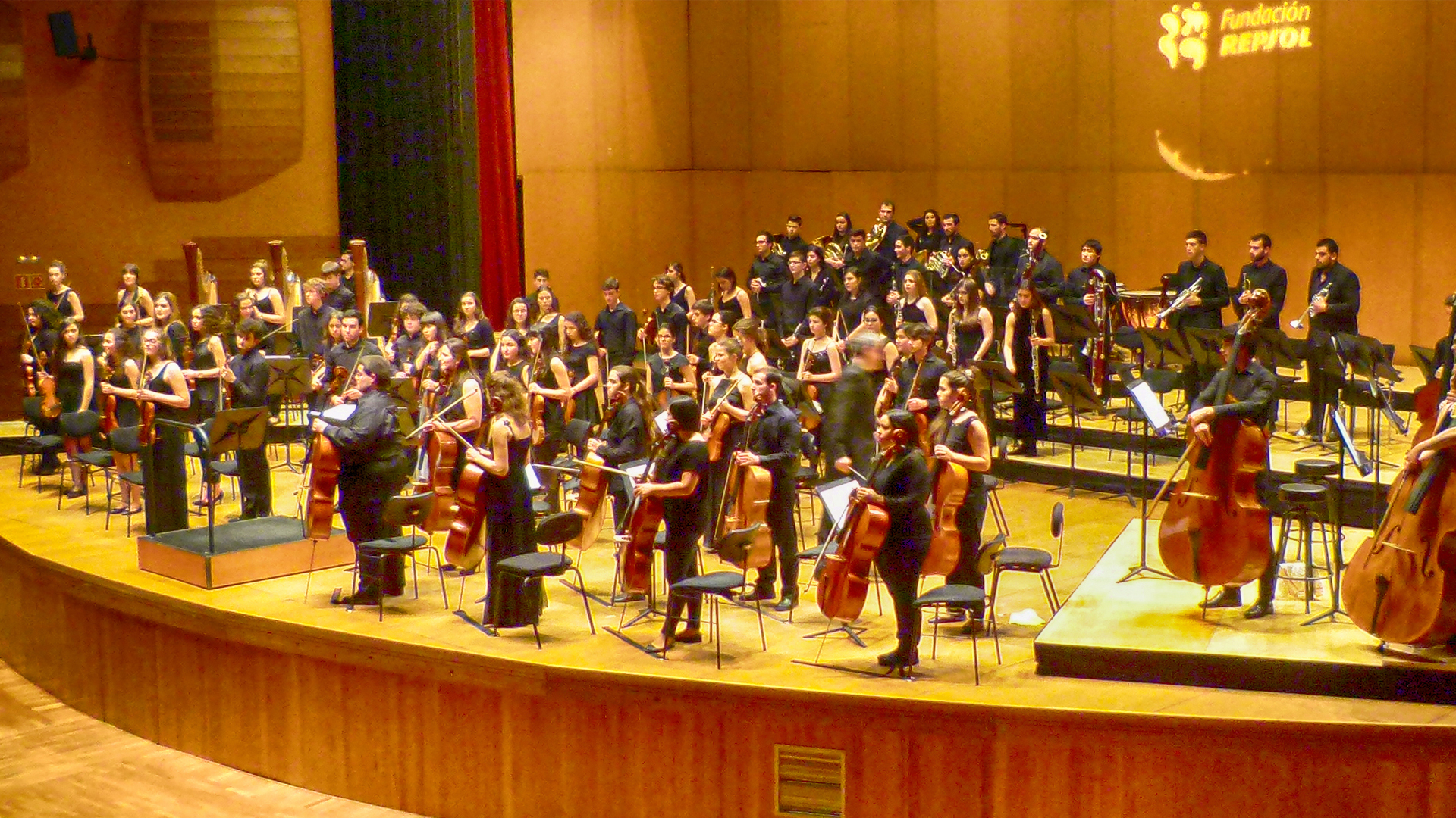 La Orquesta Joven de la Sinfónica de Galicia publica el listado de admitidos para las pruebas de acceso del curso 15-16