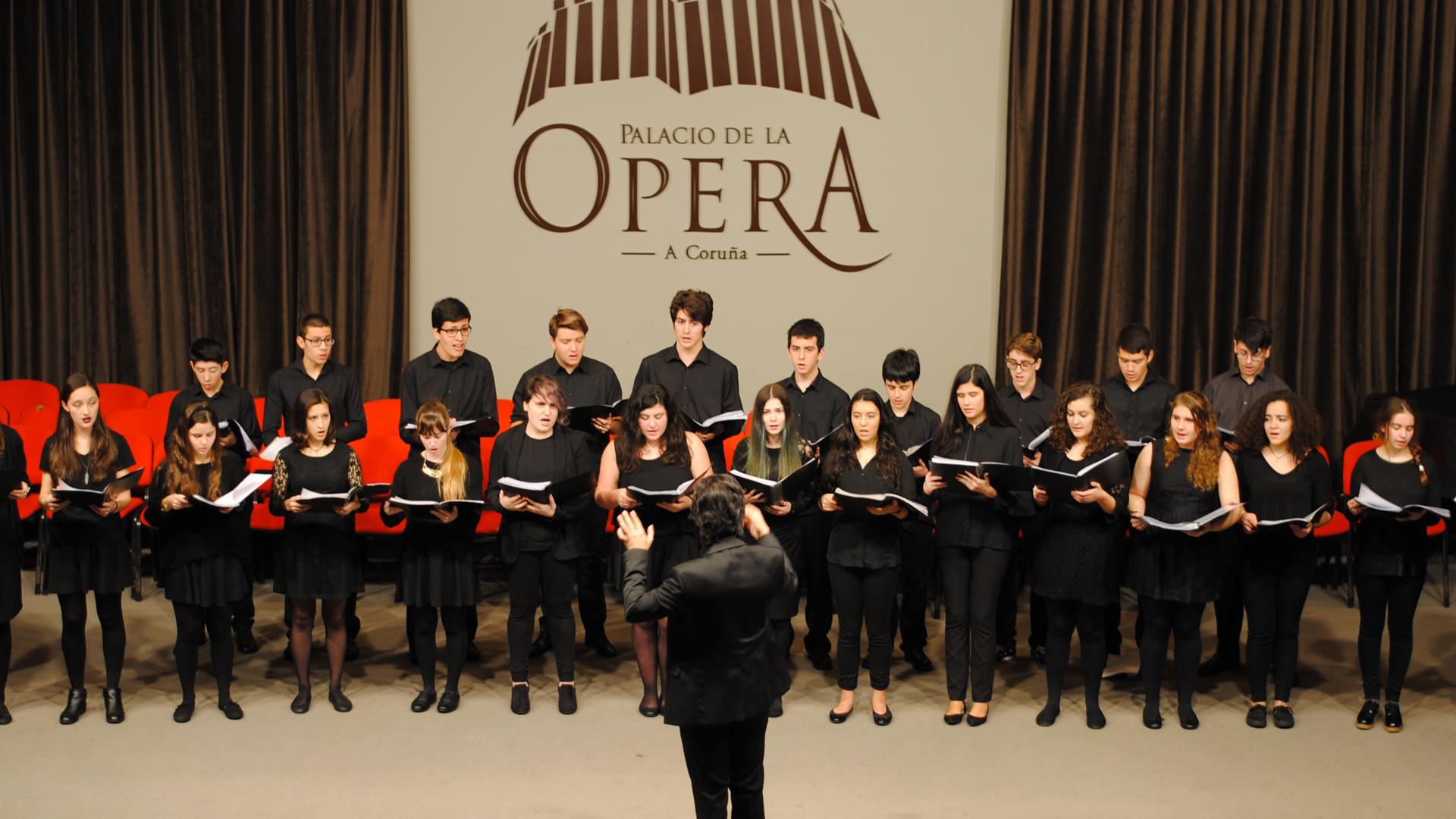 El Coro de la OSG, el Coro Joven y los Niños Cantores de la OSG buscan nuevas voces para la temporada 15-16