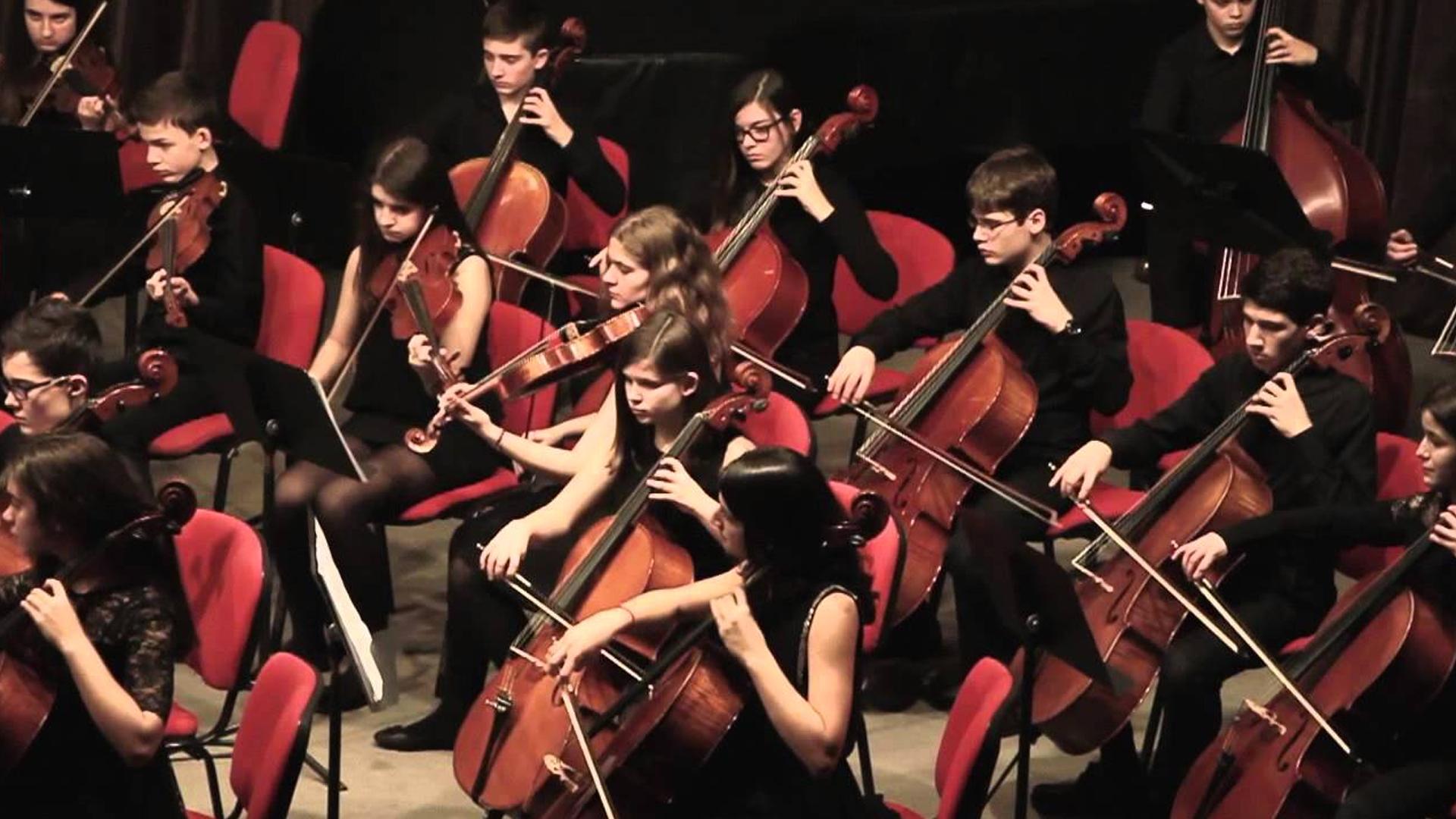 La Orquesta de Niños de la OSG hace público el listado de admitidos para el curso 15-16