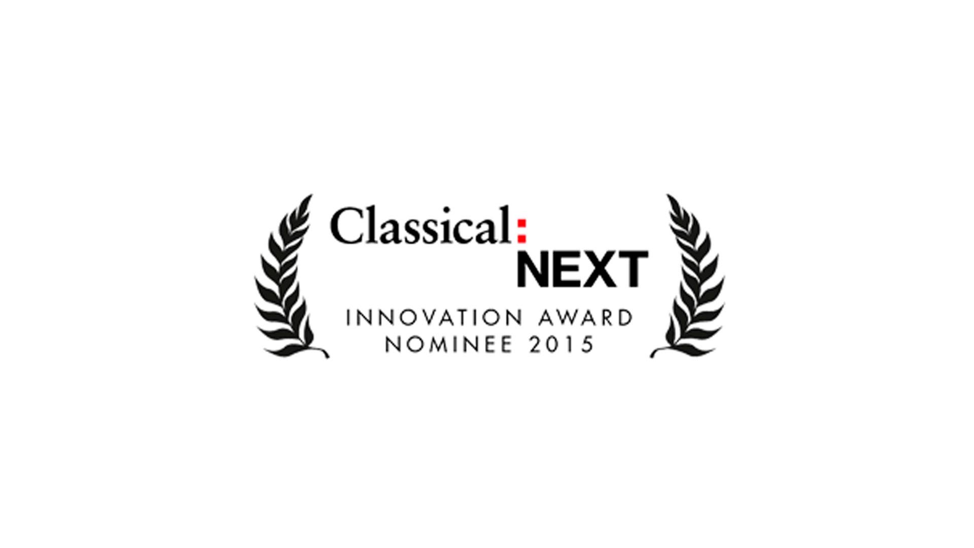 Ganador y finalistas del Classical:Next Innovation Award, al que ha sido nominada la Sinfónica de Galicia, se anunciarán en Rotterdam el 23 de mayo