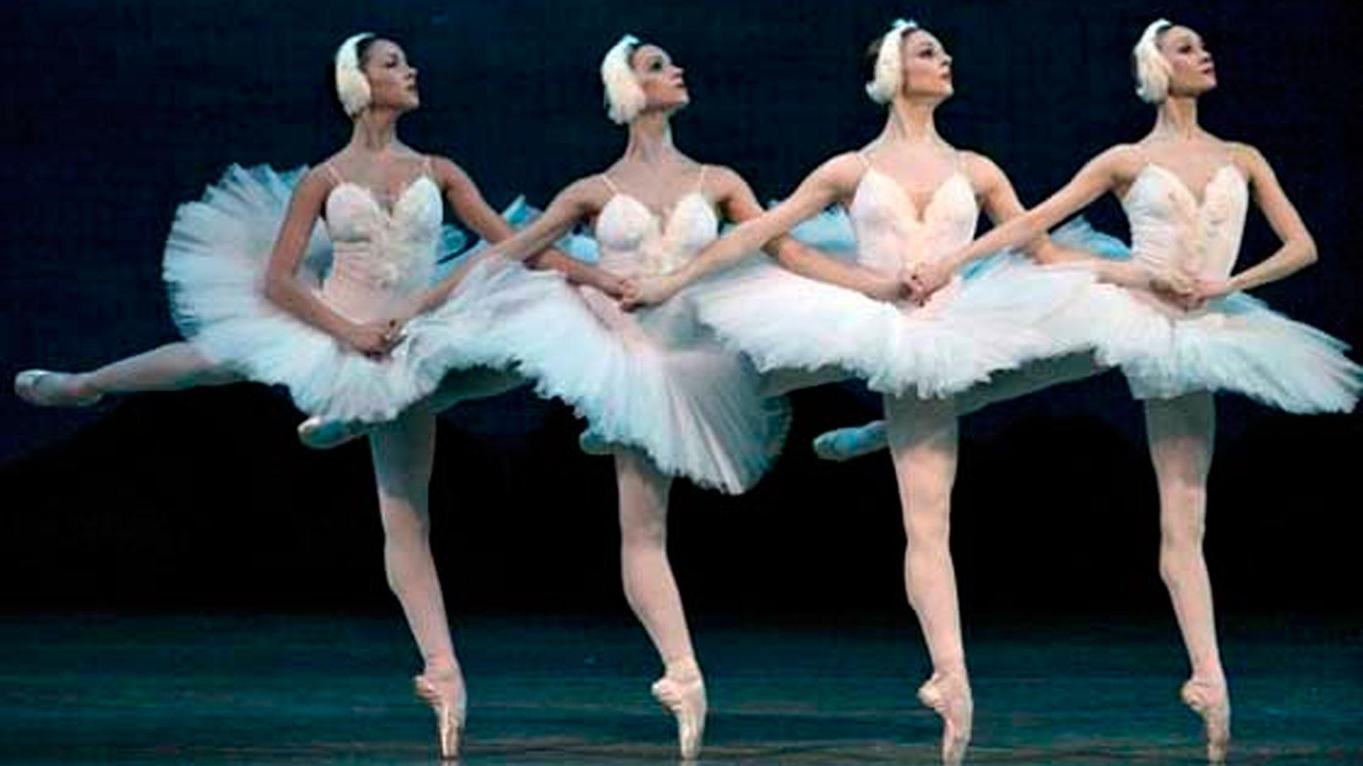 El lago de los cisnes de Chaikovski con la OSG y el Joven Ballet de Galicia llega esta semana a cerca de 7.000 escolares de entre 6 y 16 años