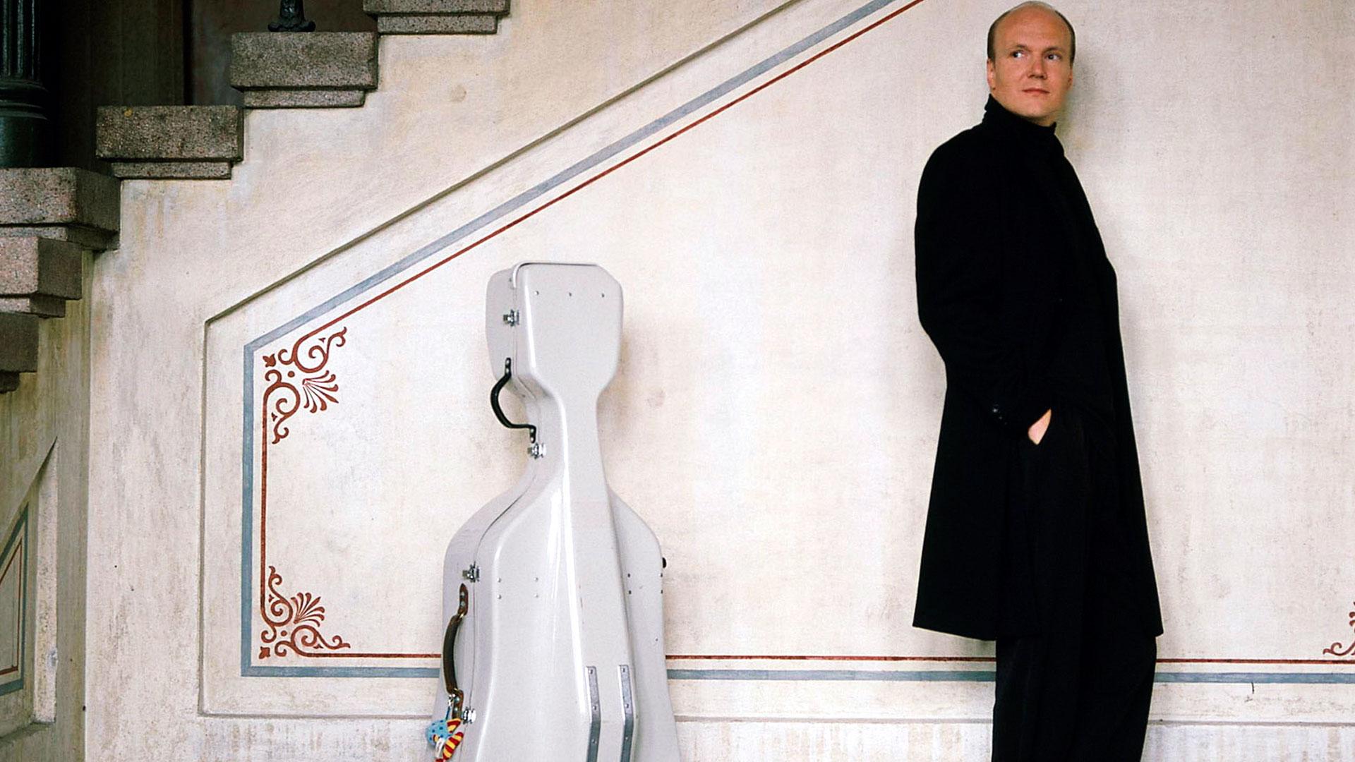 """Osmo Vänskä y la Sinfónica de Galicia acompañan a Truls Mork en el """"Concierto para violonchelo"""" de A. Dvorák e interpretan la """"Sinfonía nº 4″ de Sibelius"""