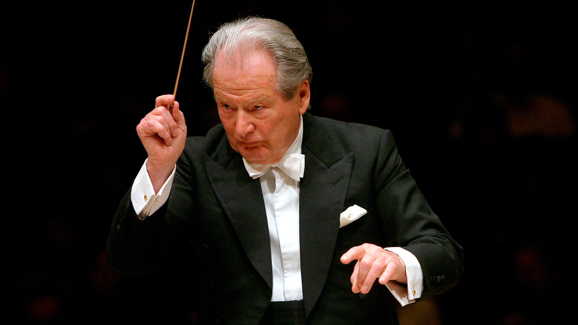 El Mozart luminoso y vital de Sir Neville Marriner al frente de la Sinfónica de Galicia inaugura el ciclo de invierno-primavera de la temporada 14-15