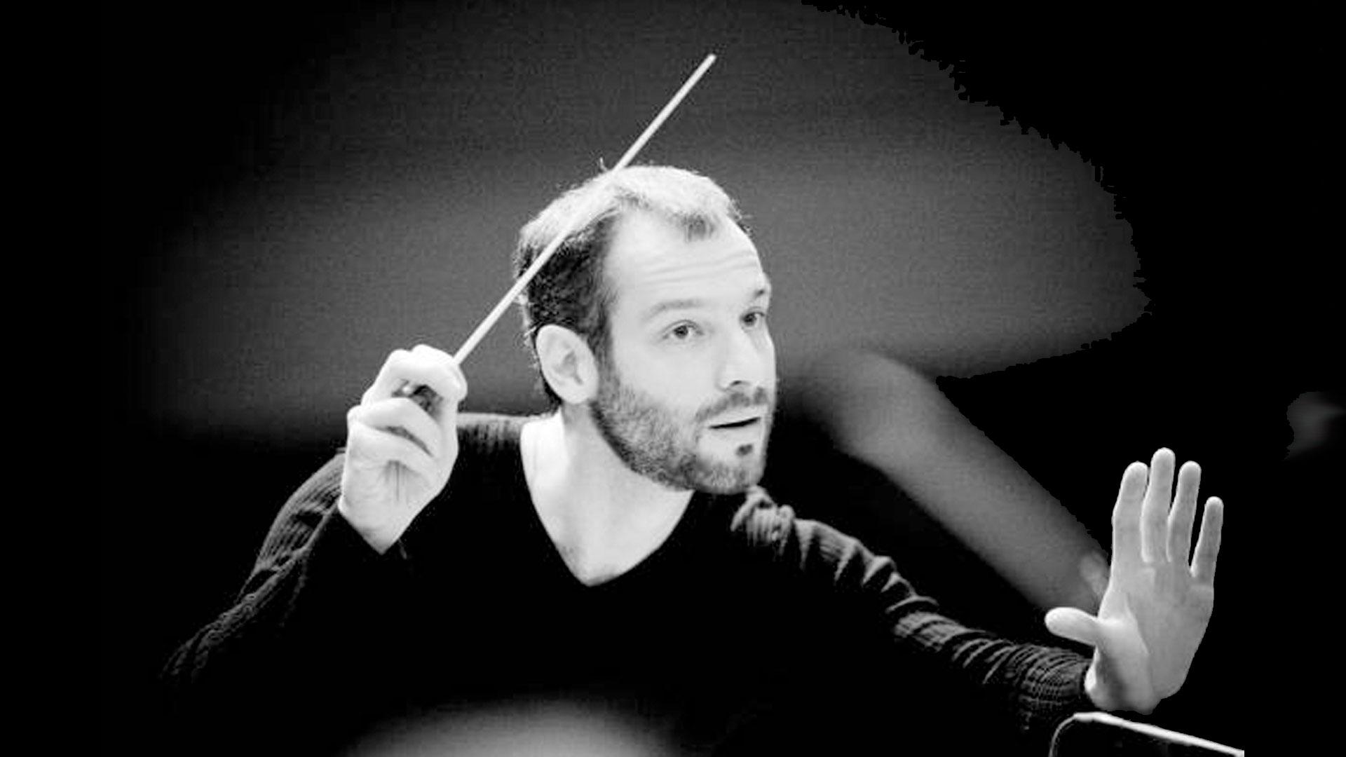 Dima Slobodeniouk se presenta en María Pita con dos conciertos de la OSG y músicas para todos los públicos de Chaikovski, Bernstein, Wagner y Beethoven entre otros