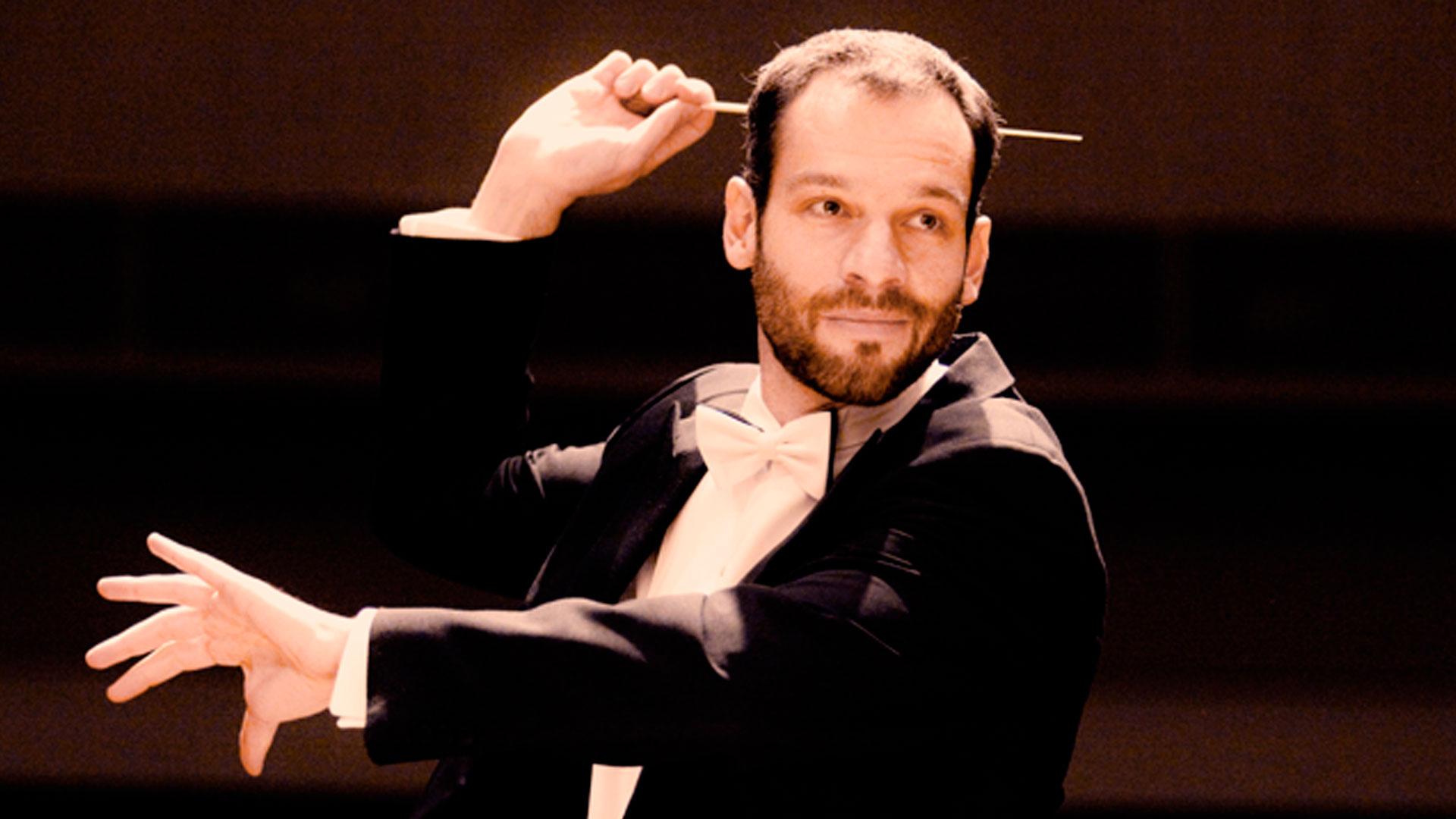 Dima Slobodeniouk reúne a Bartók, Dutilleux y Schumann en su penúltimo programa de la temporada con la OSG