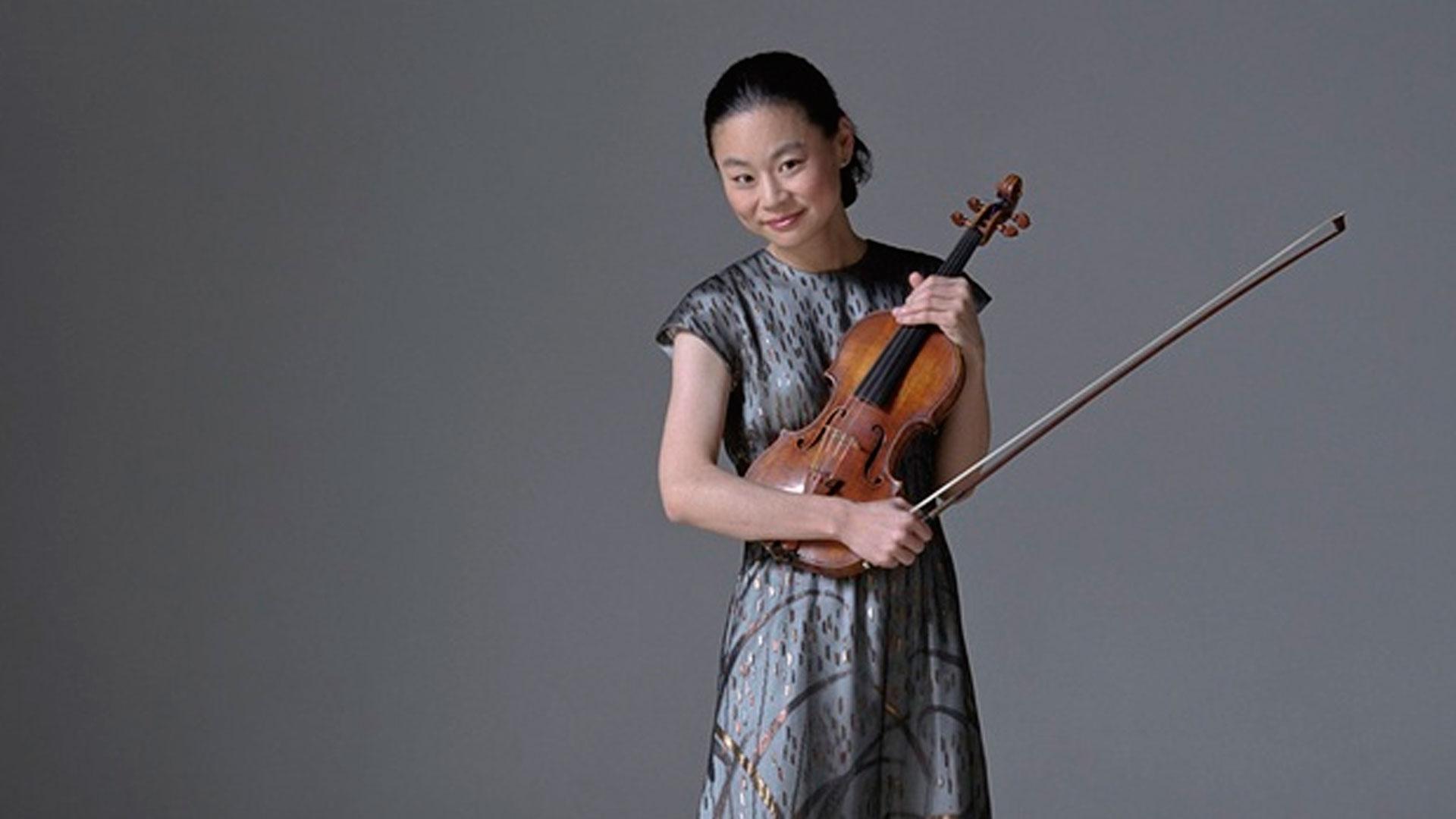 Fundación Repsol patrocina con la Sinfónica de Galicia la presentación en Coruña de Midori, el fenómeno del violín que inició su carrera internacional con Zubin Mehta y la Filarmónica de Nueva York a los once años