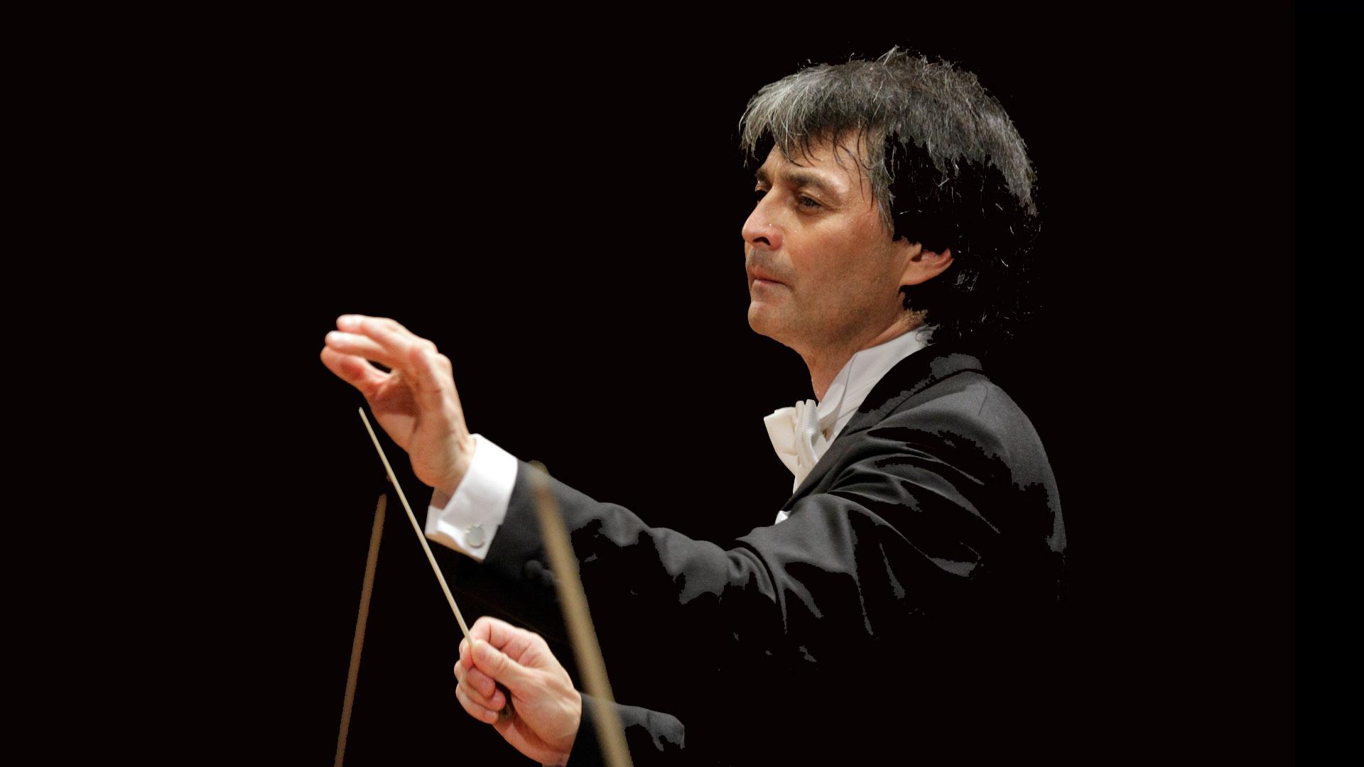 """Jun Märkl dirige obras de Dvorák y Strauss y acompaña al gallego David Fernández en el """"Concierto para trompa nº 1″ de Richard Strauss"""