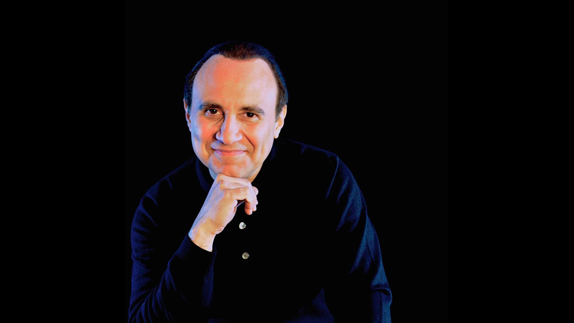 """Michel Camilo tiñe de azul la programación de la Sinfónica de Galicia con su galardonada versión de """"Rhapsody in Blue"""" de Gershwin"""