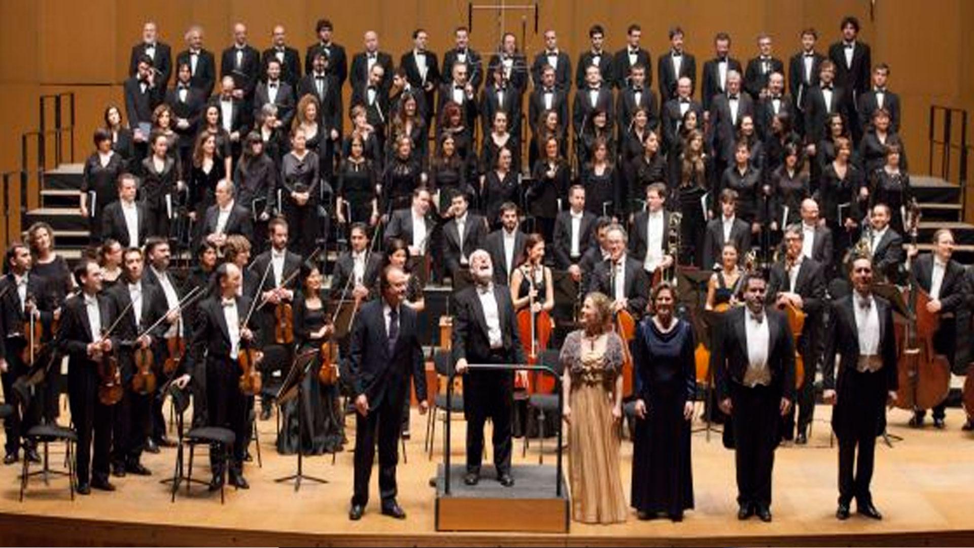 El Coro de la OSG canta la Misa de la Coronación, de Mozart, en Pontevedra
