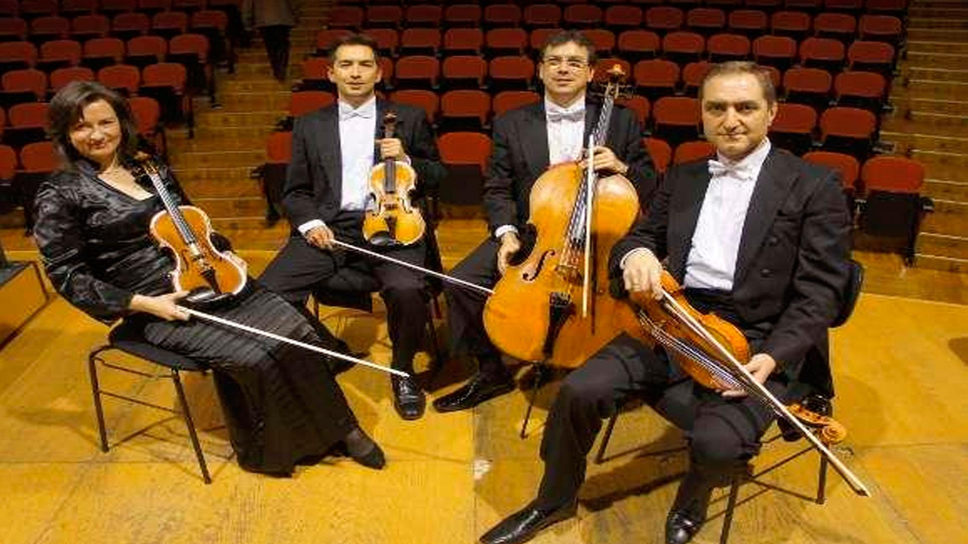 El Cuarteto Da Capo interpreta a Mendelssohn y Arriaga en su concierto en Vigo