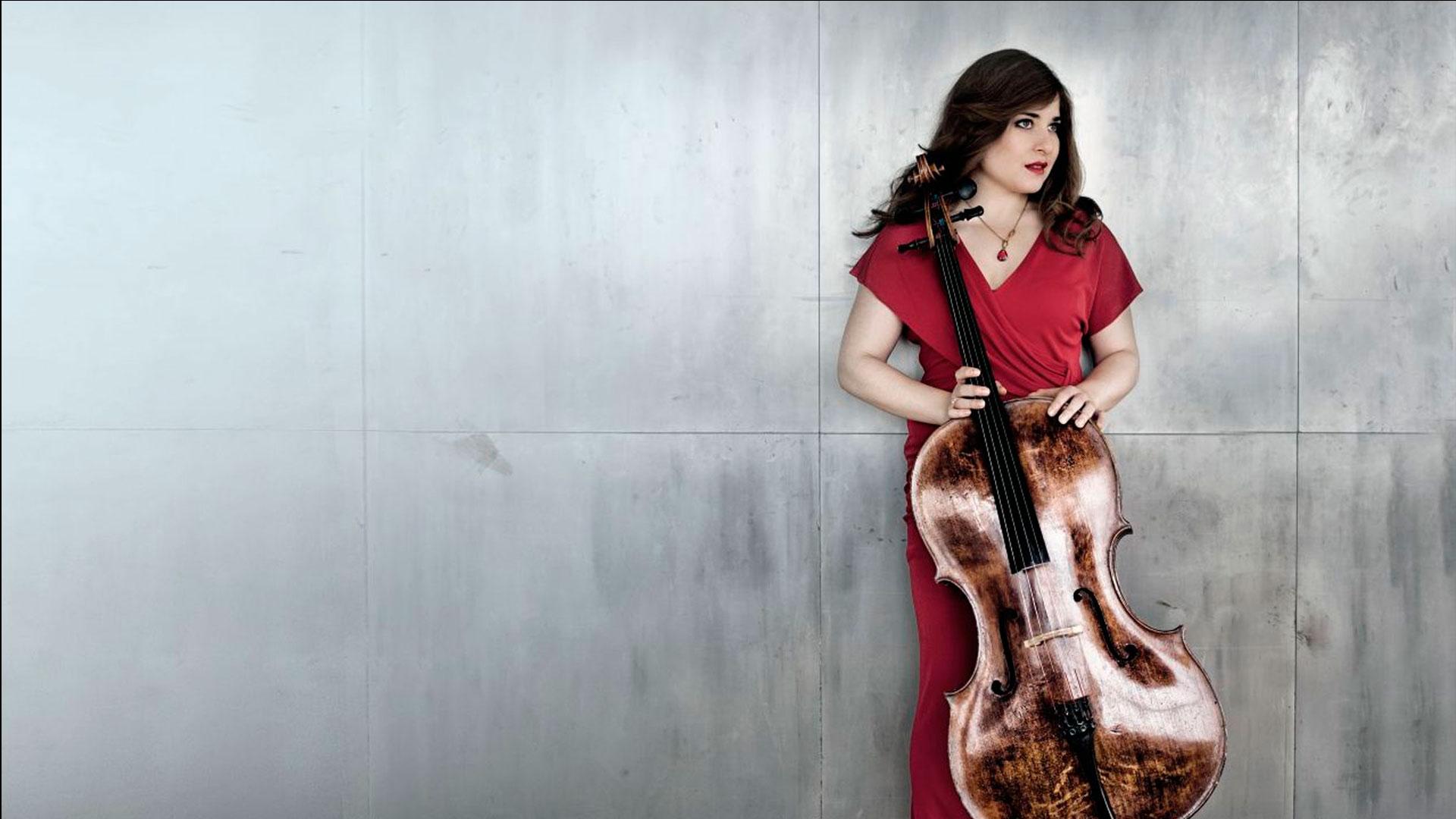 """Alisa Weilerstein intepreta el """"Concierto para violonchelo"""", de Elgar, con la OSG y Víctor Pablo Pérez"""