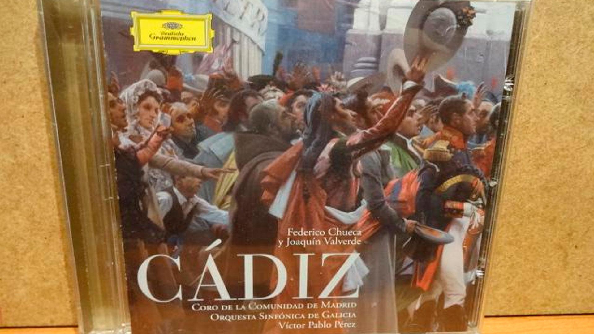 """La Sinfónica de Galicia entra el catálogo del histórico sello Deutsche Grammophon con su grabación de """"Cádiz"""""""