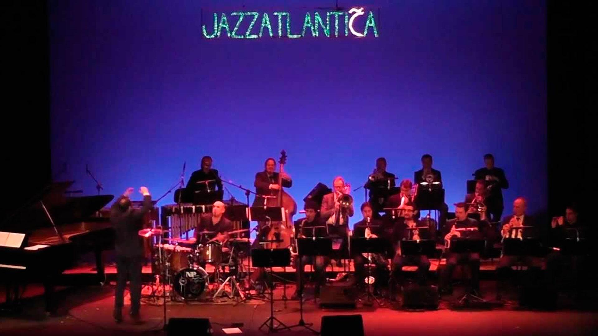 La OSG Jazz Band cierra el ciclo Jazzatlantica
