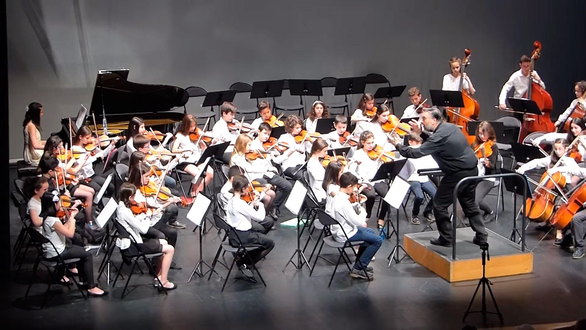 La OSG celebrará el día de la música con su Orquesta de Niños, los tres coros y grupos de Abanca ReSuena en una jornada de puertas abiertas el 21 de junio