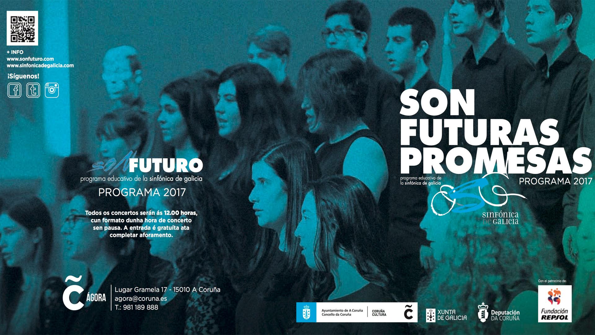 Son Futuras Promesas ofrecerá su cuarta edición con cinco de conciertos de febrero a junio