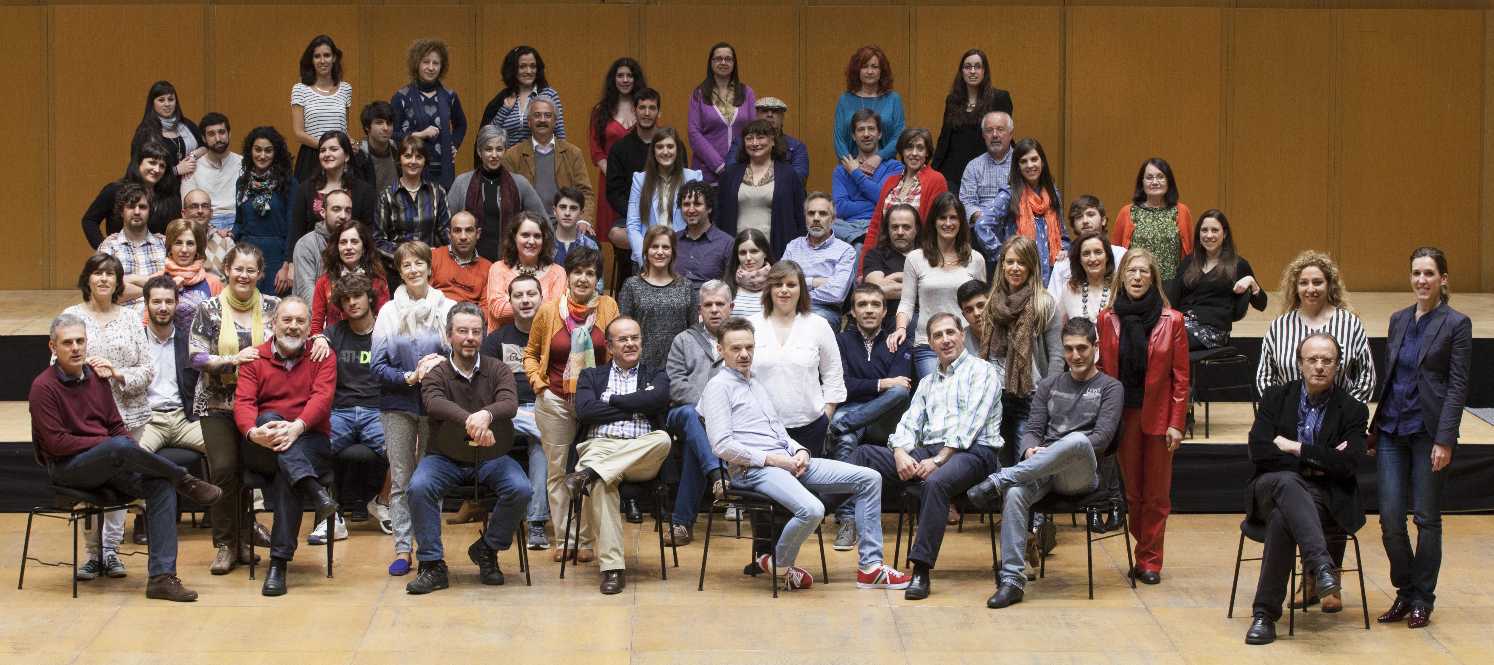 El Coro de la OSG selecciona nuevas voces para la temporada 17-18