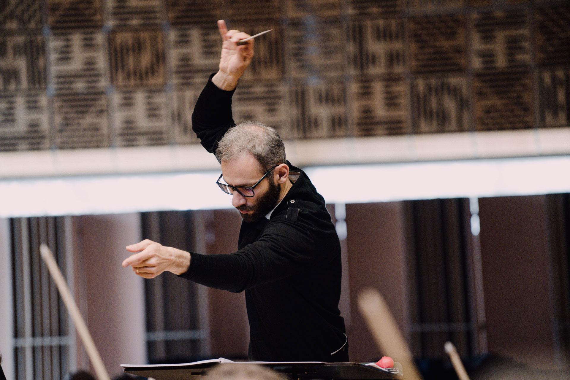 Seleccionados los cuatro participantes en las clases magistrales de dirección orquestal