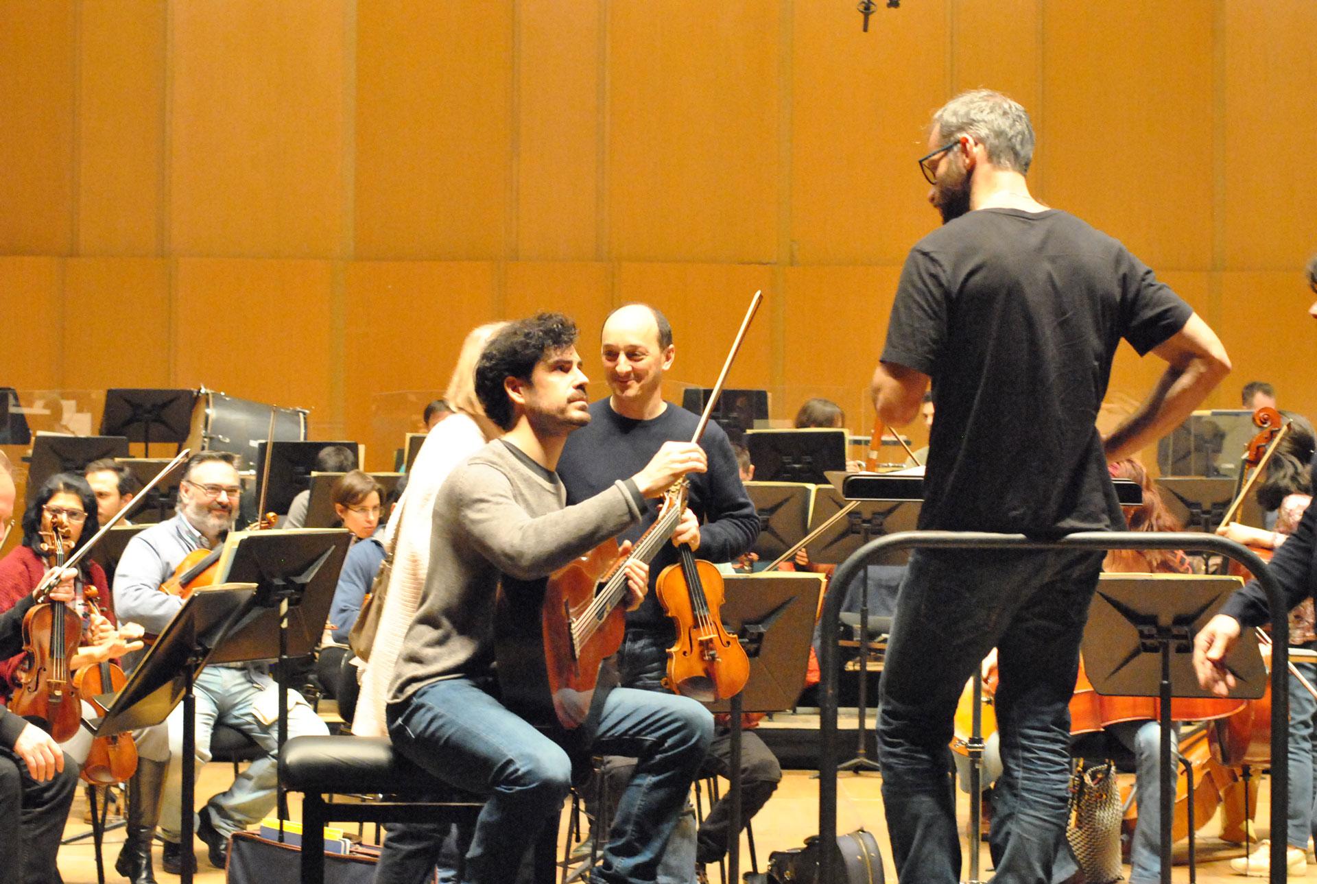 La OSG inicia gira de conciertos con actuaciones en Vigo, Ferrol, A Coruña, Valladolid y Burgos