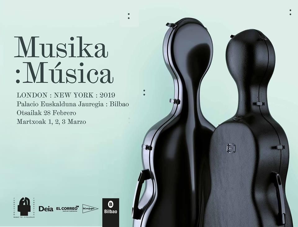 LaOSG participa en el Musika Música 2019