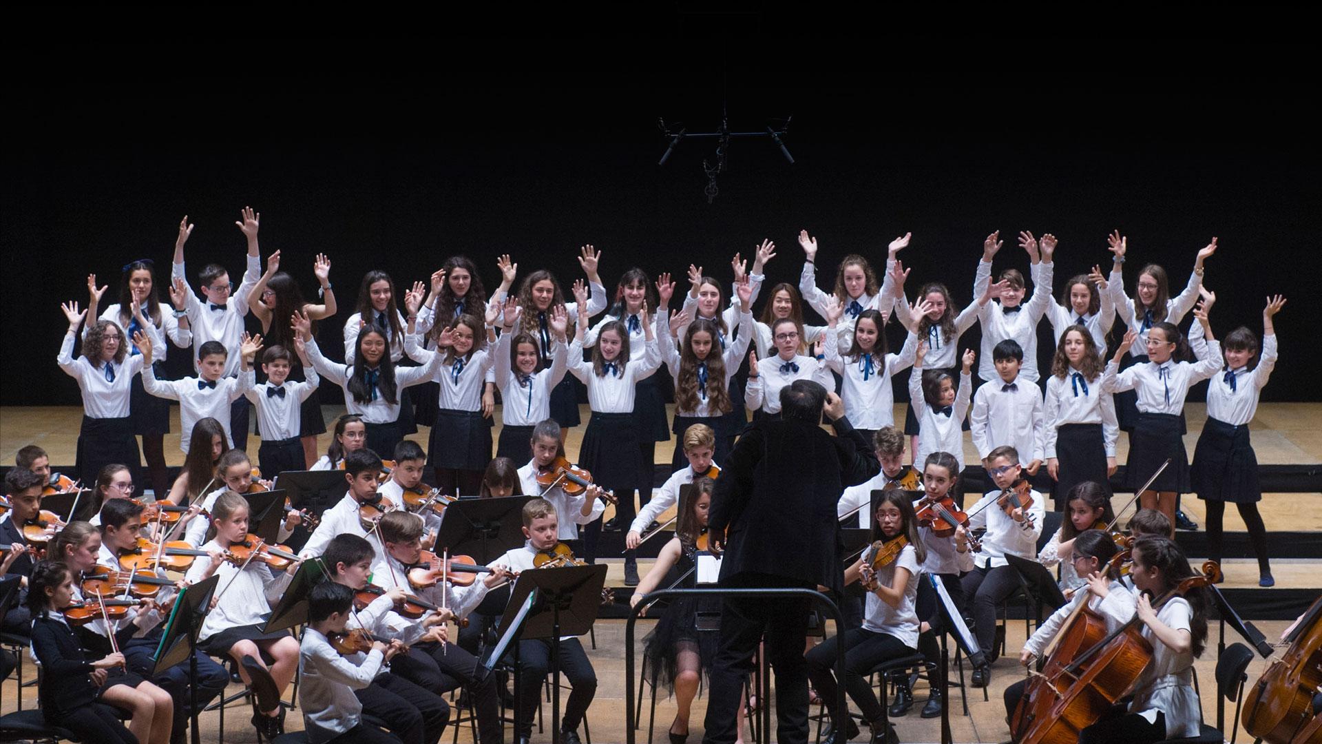 Los Niños Cantores y el Coro Joven de la OSG seleccionan nuevas voces