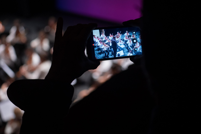 La OSG pone en marcha Eu Son Futuro, un entorno de trabajo virtual para su Orquesta Infantil